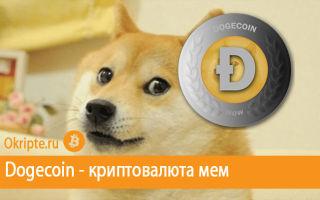 Dogecoin — как появились догкоины и чем отличаются от других форков